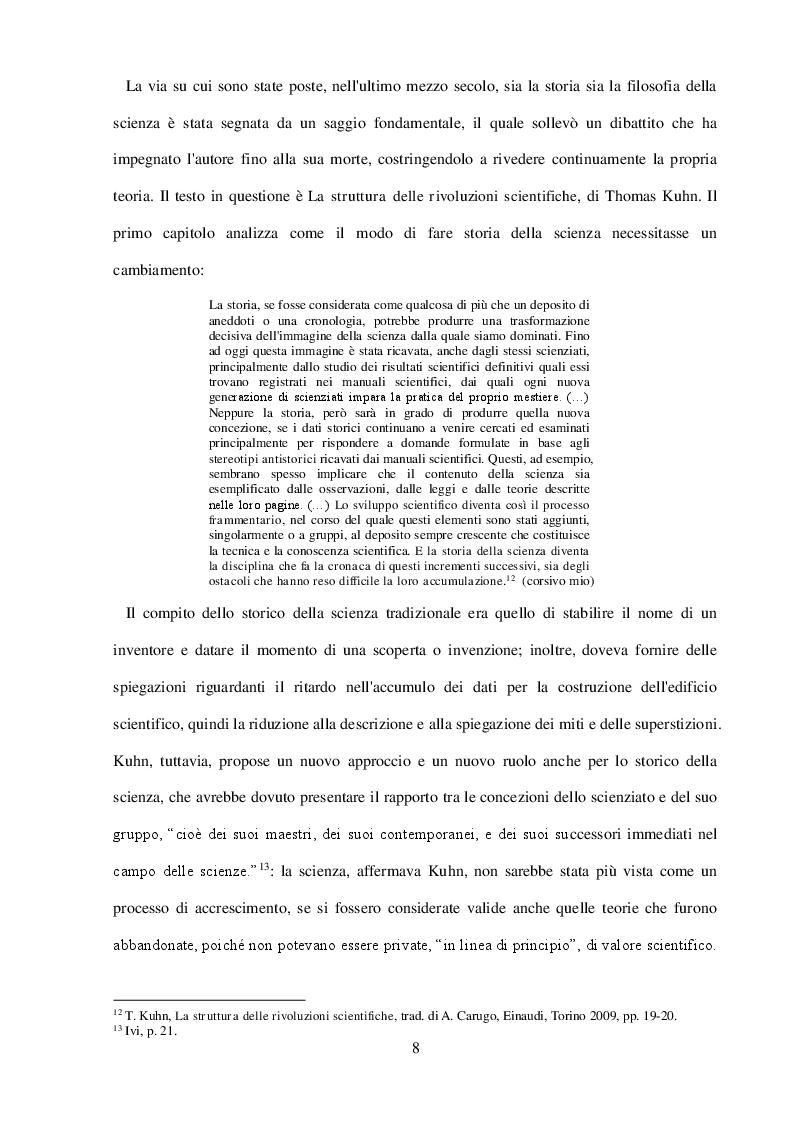 Estratto dalla tesi: ''Arte della Fuga'': Scienza e Mito in Giorgio de Santillana