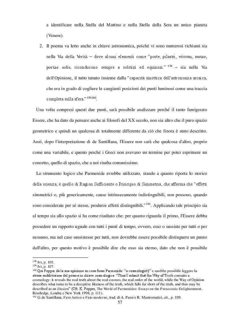 Anteprima della tesi: ''Arte della Fuga'': Scienza e Mito in Giorgio de Santillana, Pagina 4