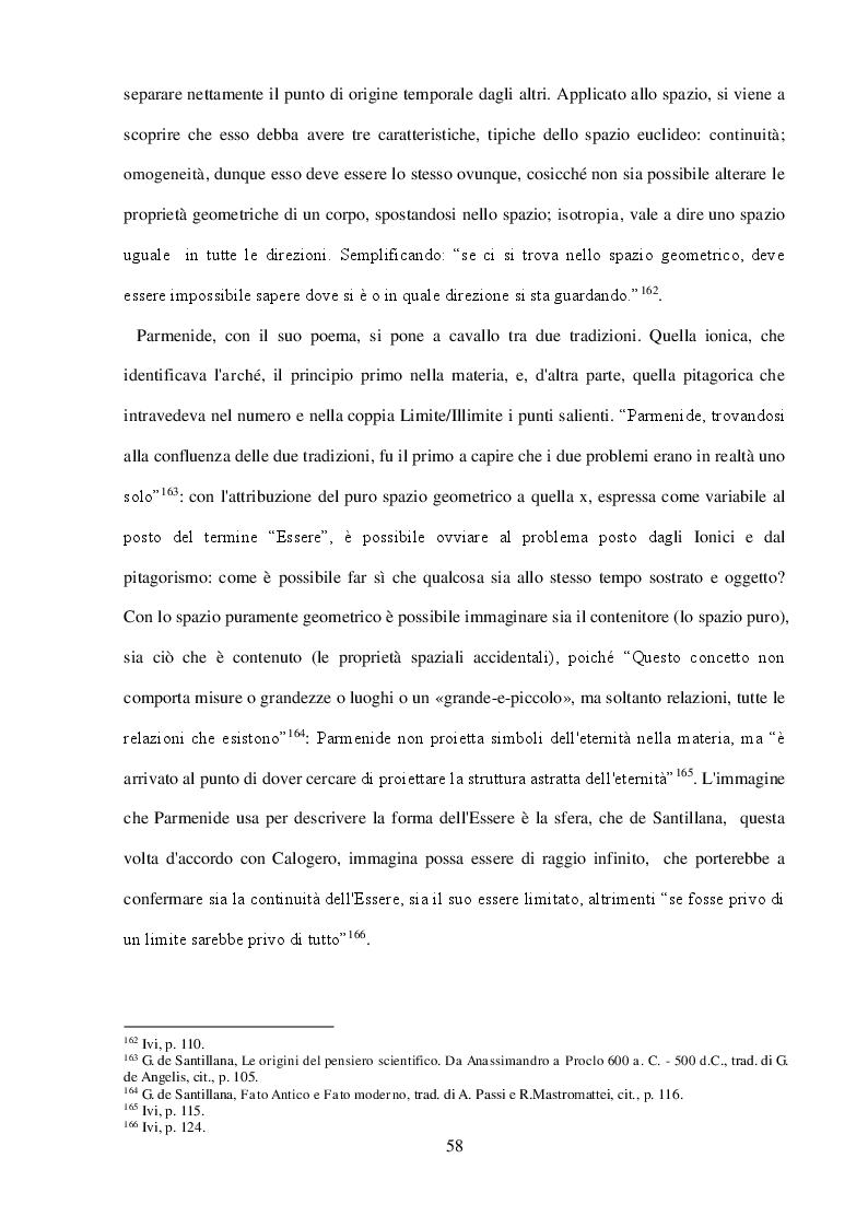 Anteprima della tesi: ''Arte della Fuga'': Scienza e Mito in Giorgio de Santillana, Pagina 5