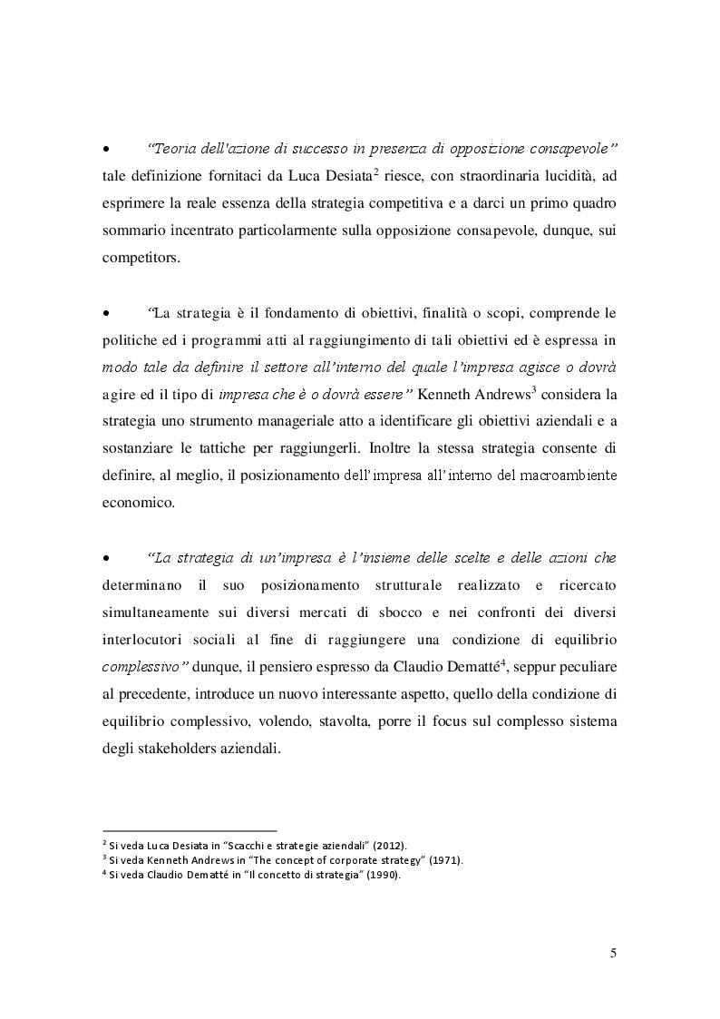 Anteprima della tesi: Blue Ocean Strategy: il caso Netflix, Pagina 6