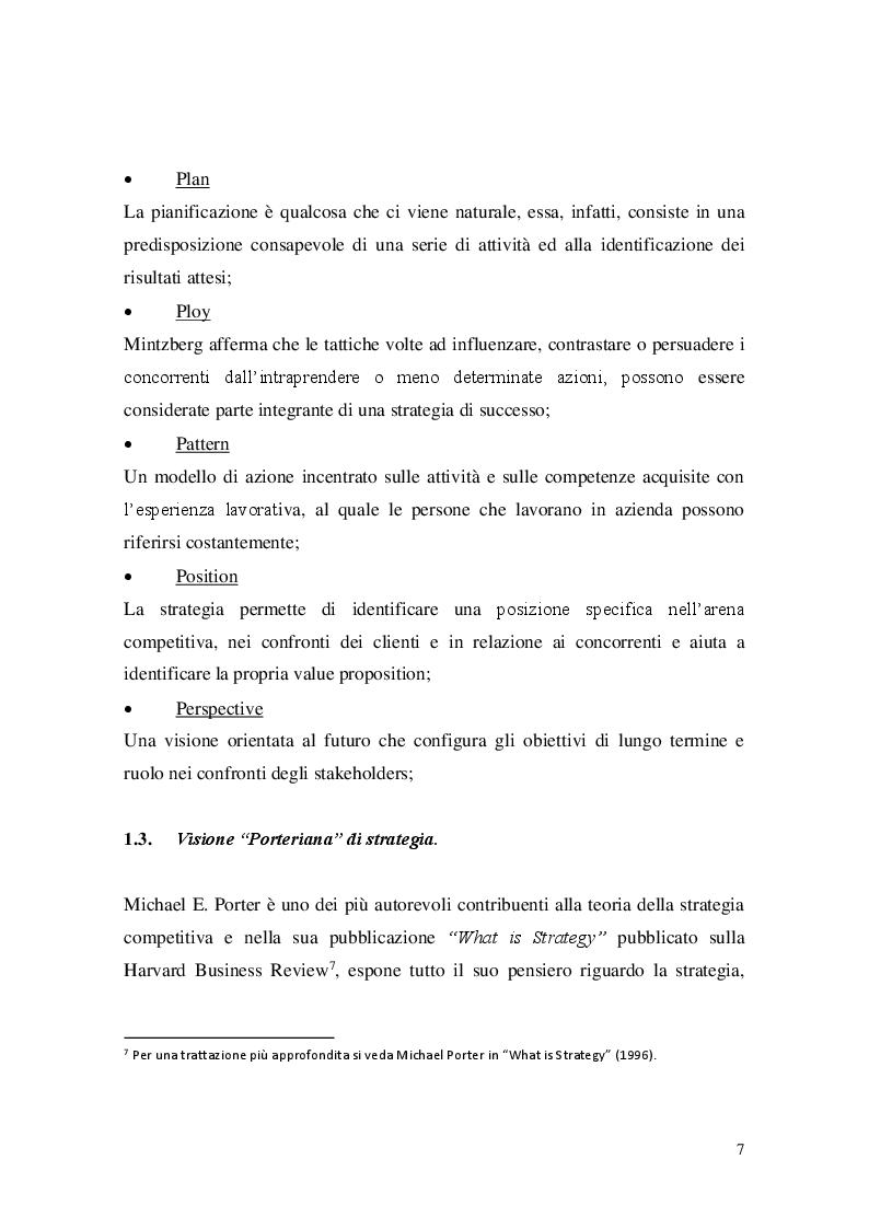Anteprima della tesi: Blue Ocean Strategy: il caso Netflix, Pagina 8