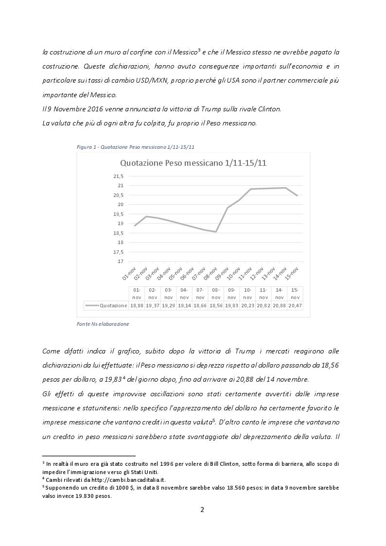 Anteprima della tesi: Strumenti derivati e gestione del rischio di cambio, Pagina 3
