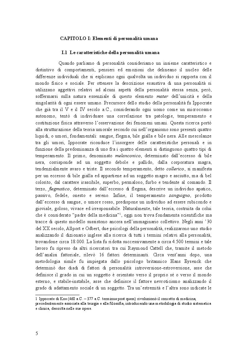 Anteprima della tesi: L'ozio del detenuto, Pagina 3