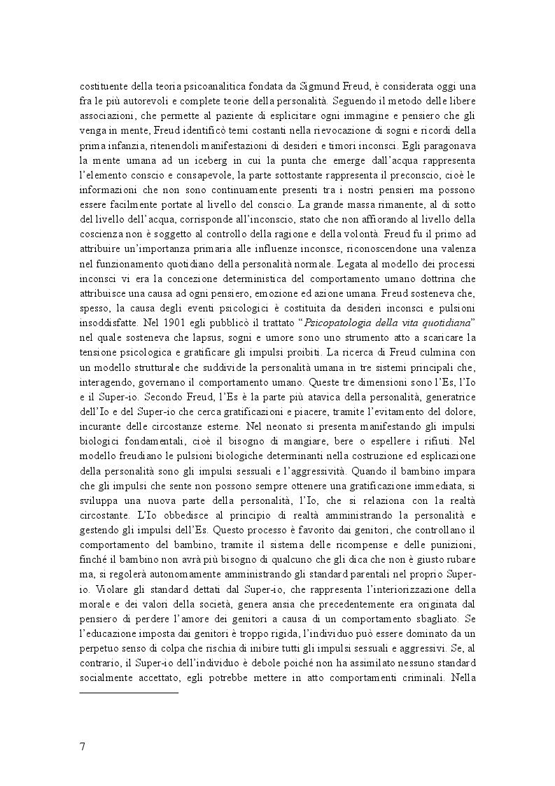 Anteprima della tesi: L'ozio del detenuto, Pagina 5