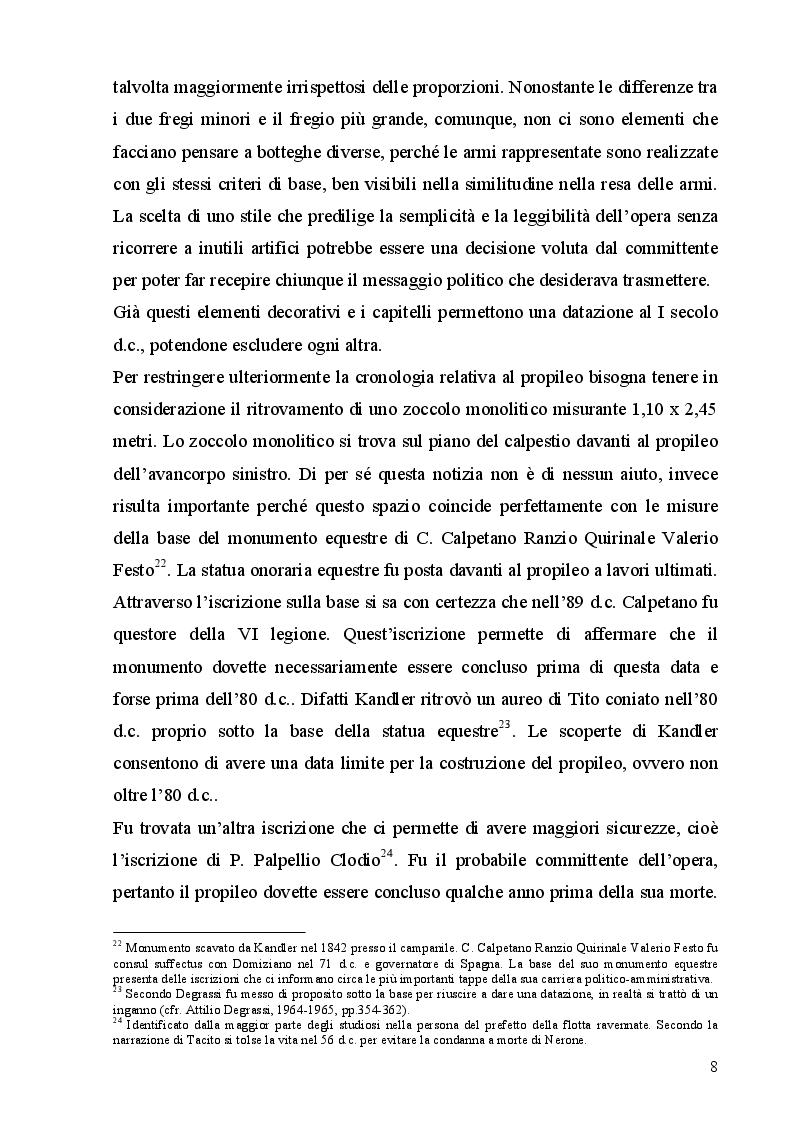 Estratto dalla tesi: La cattedrale di San Giusto a Trieste