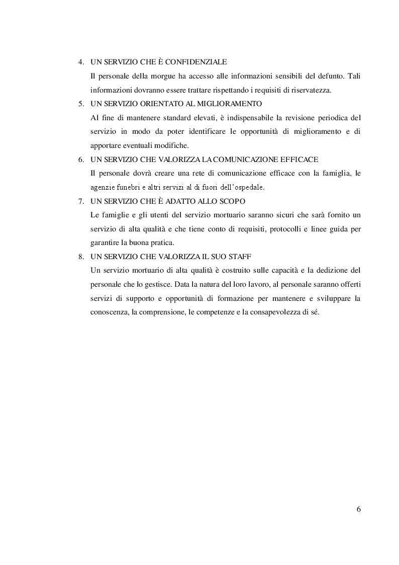 Anteprima della tesi: L'Infermiere nel Servizio Morgue: Revisione Sistematica della Letteratura, Pagina 3
