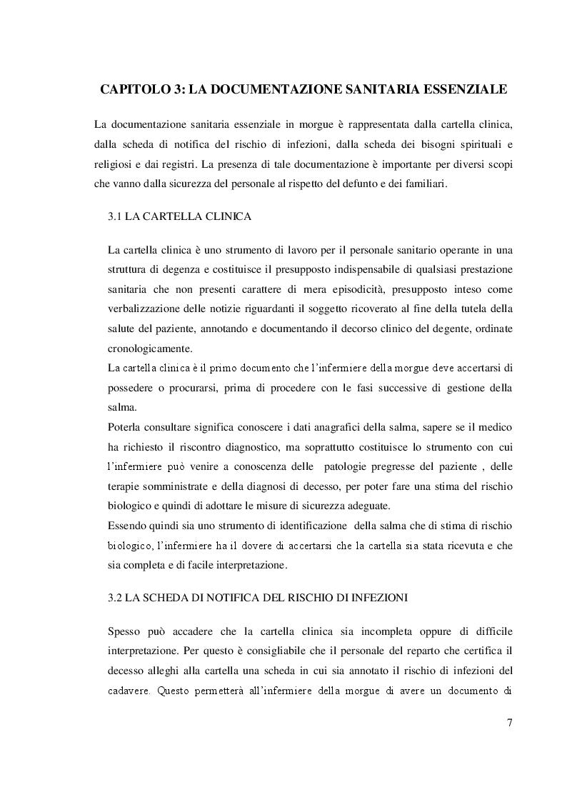 Anteprima della tesi: L'Infermiere nel Servizio Morgue: Revisione Sistematica della Letteratura, Pagina 4
