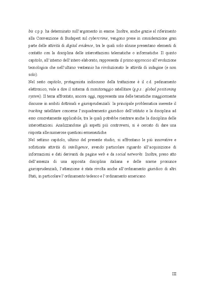Anteprima della tesi: Le intercettazioni (passato, presente e futuro tecnologico), Pagina 4