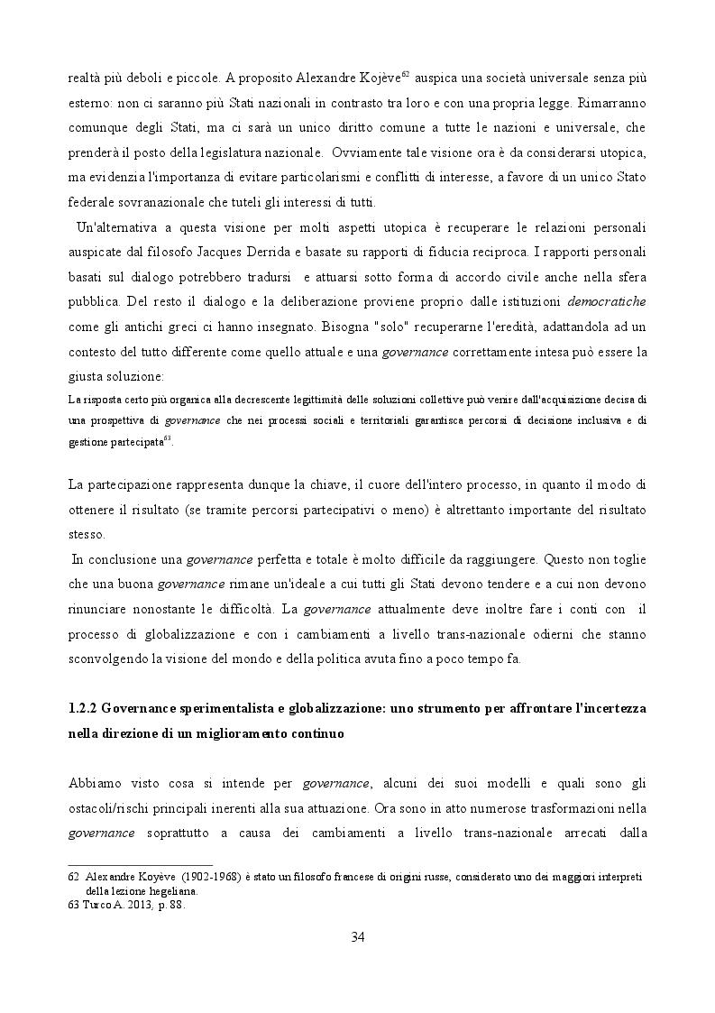 Anteprima della tesi: Un esperimento di Governance territoriale sostenibile: il laboratorio sulla responsabilità sociale d'impresa di Piacenza, Pagina 11
