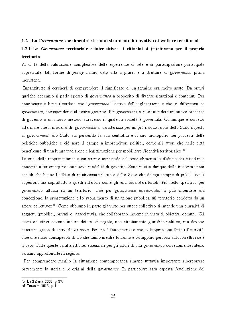 Anteprima della tesi: Un esperimento di Governance territoriale sostenibile: il laboratorio sulla responsabilità sociale d'impresa di Piacenza, Pagina 2