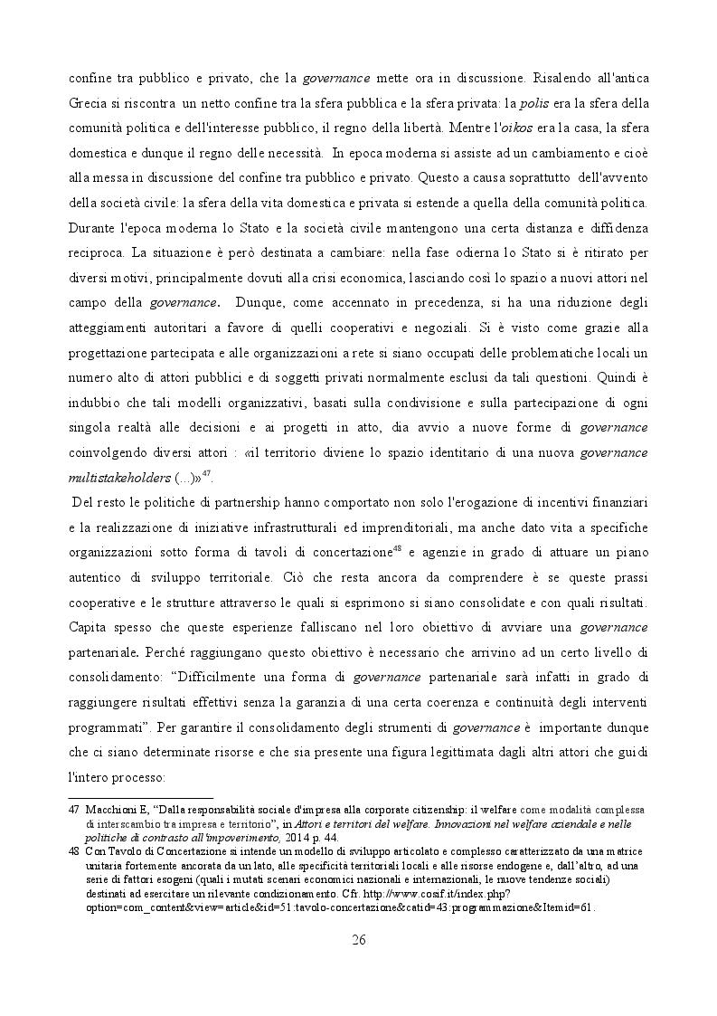 Anteprima della tesi: Un esperimento di Governance territoriale sostenibile: il laboratorio sulla responsabilità sociale d'impresa di Piacenza, Pagina 3