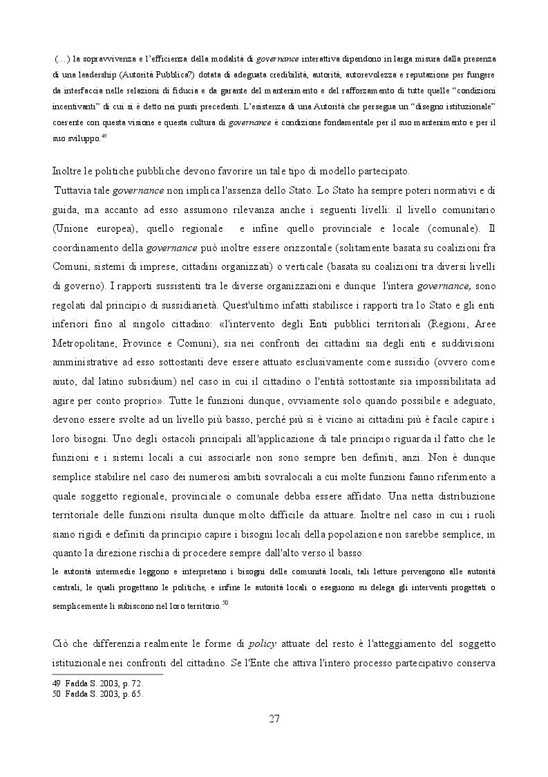 Anteprima della tesi: Un esperimento di Governance territoriale sostenibile: il laboratorio sulla responsabilità sociale d'impresa di Piacenza, Pagina 4