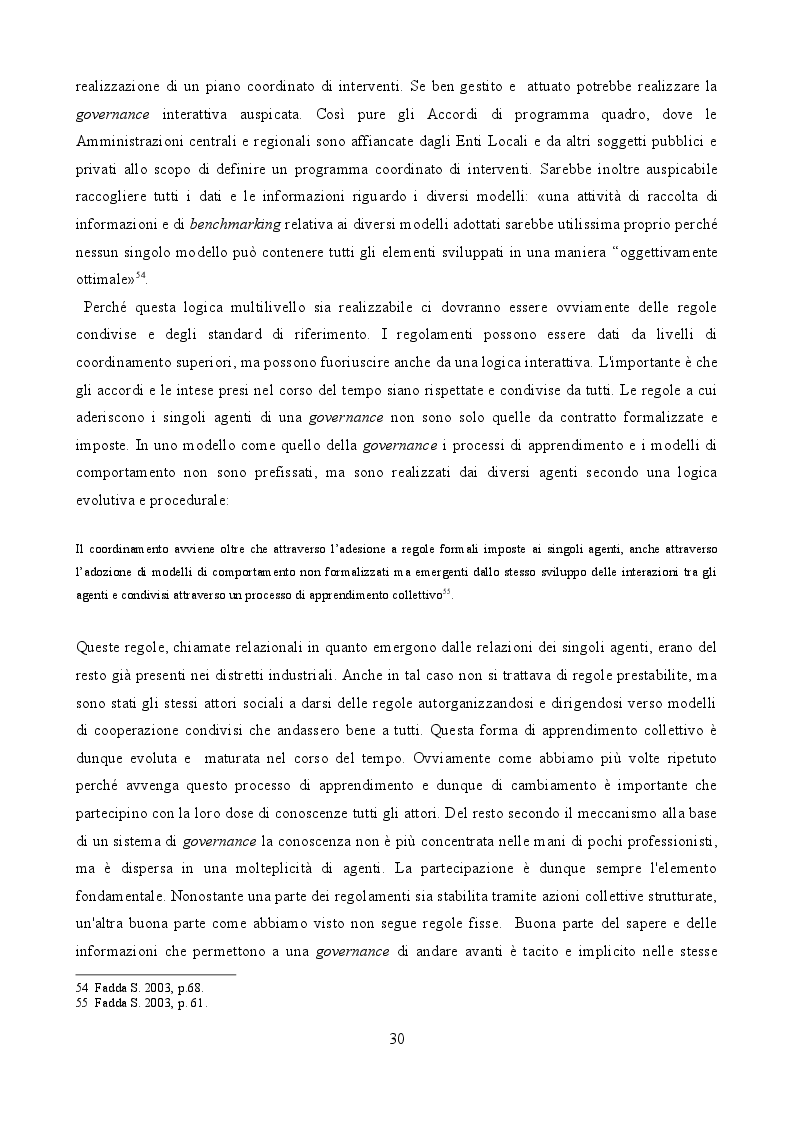 Anteprima della tesi: Un esperimento di Governance territoriale sostenibile: il laboratorio sulla responsabilità sociale d'impresa di Piacenza, Pagina 7