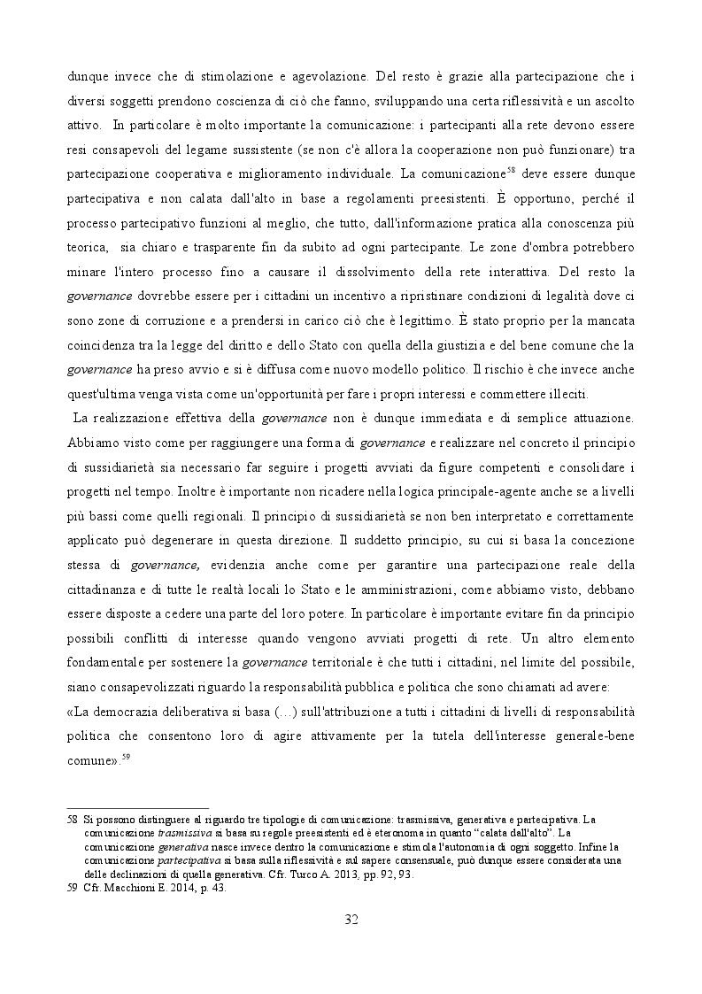 Anteprima della tesi: Un esperimento di Governance territoriale sostenibile: il laboratorio sulla responsabilità sociale d'impresa di Piacenza, Pagina 9