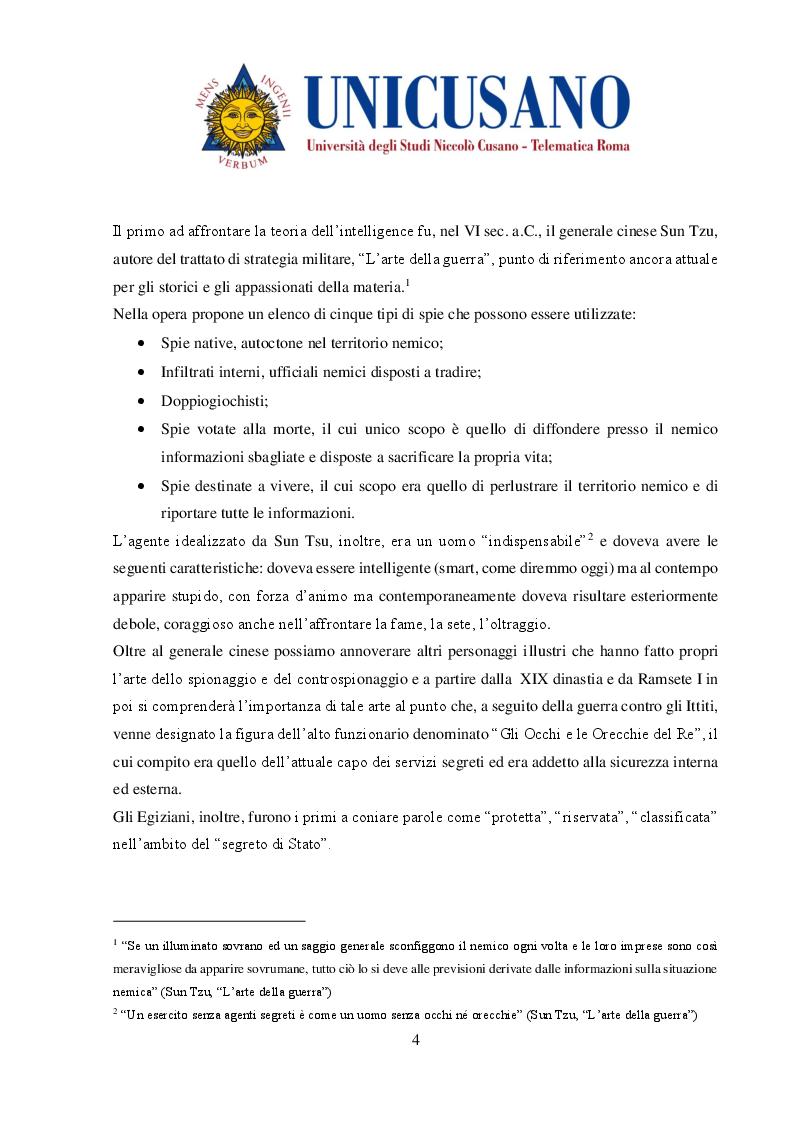 Anteprima della tesi: Evoluzione delle metodologie di protezione dei luoghi fisici, Pagina 4