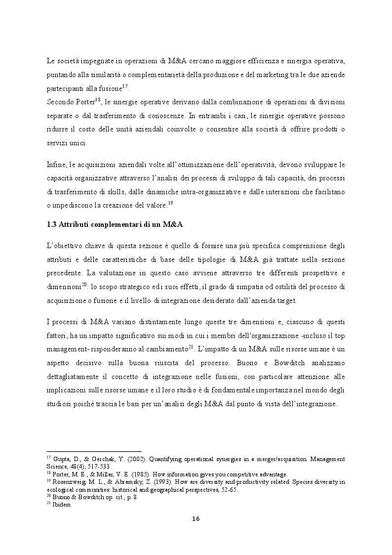 Anteprima della tesi: M&A nel settore TLC: il caso WIND Tre, Pagina 9