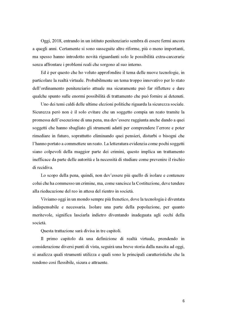 Anteprima della tesi: Una nuova prospettiva per la realtà virtuale, Pagina 3