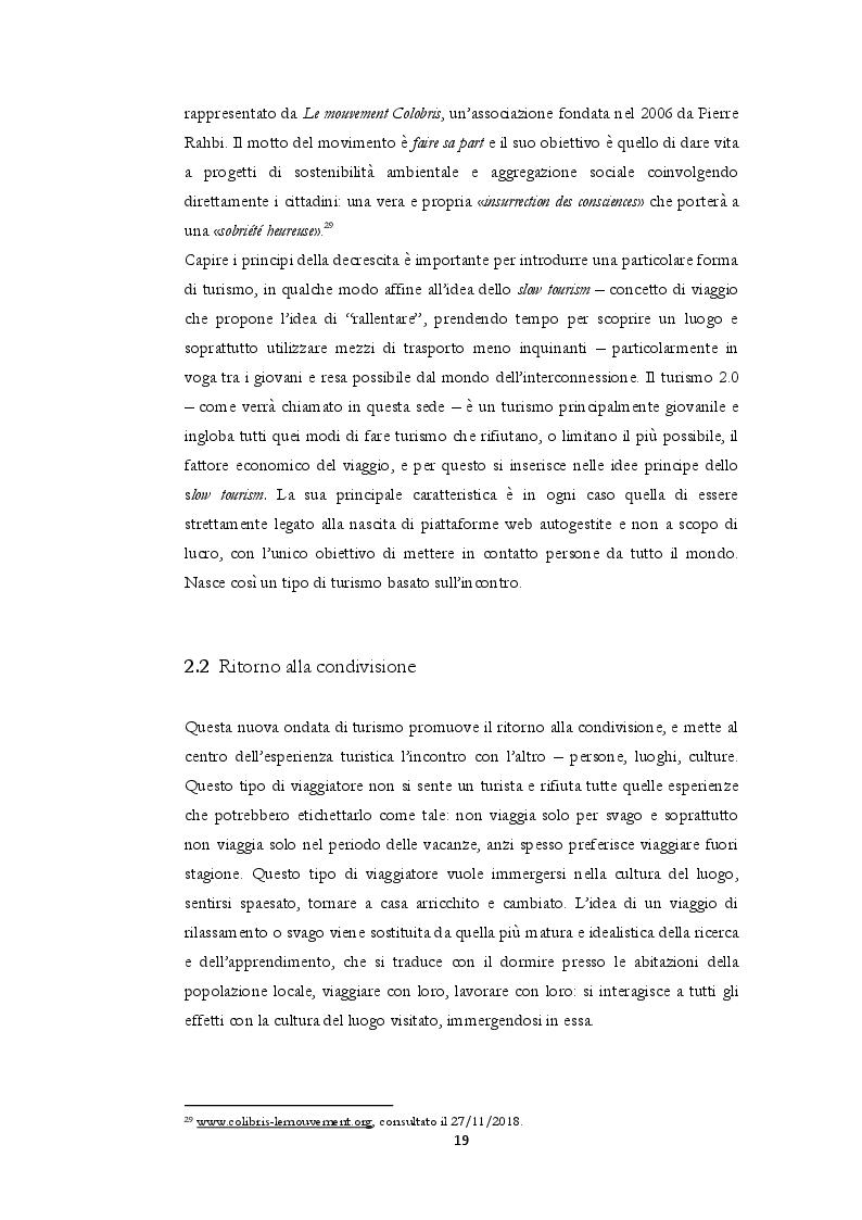 Anteprima della tesi: Cambiare marcia al turismo - sostenibilità, cicloturismo e il caso francese della Scandiberique, Pagina 3