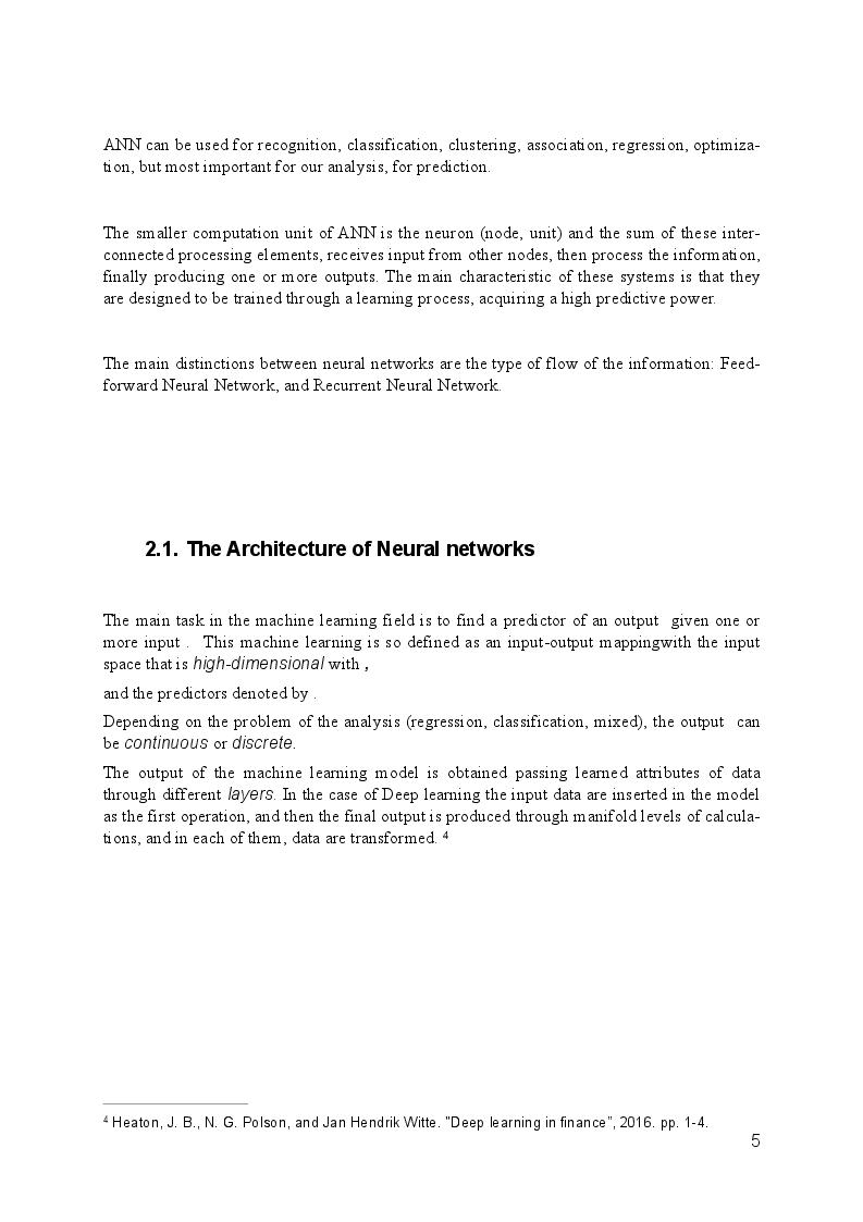 Anteprima della tesi: Evaluation of Machine Learning impact on Asset Risk Premia measurement, Pagina 6