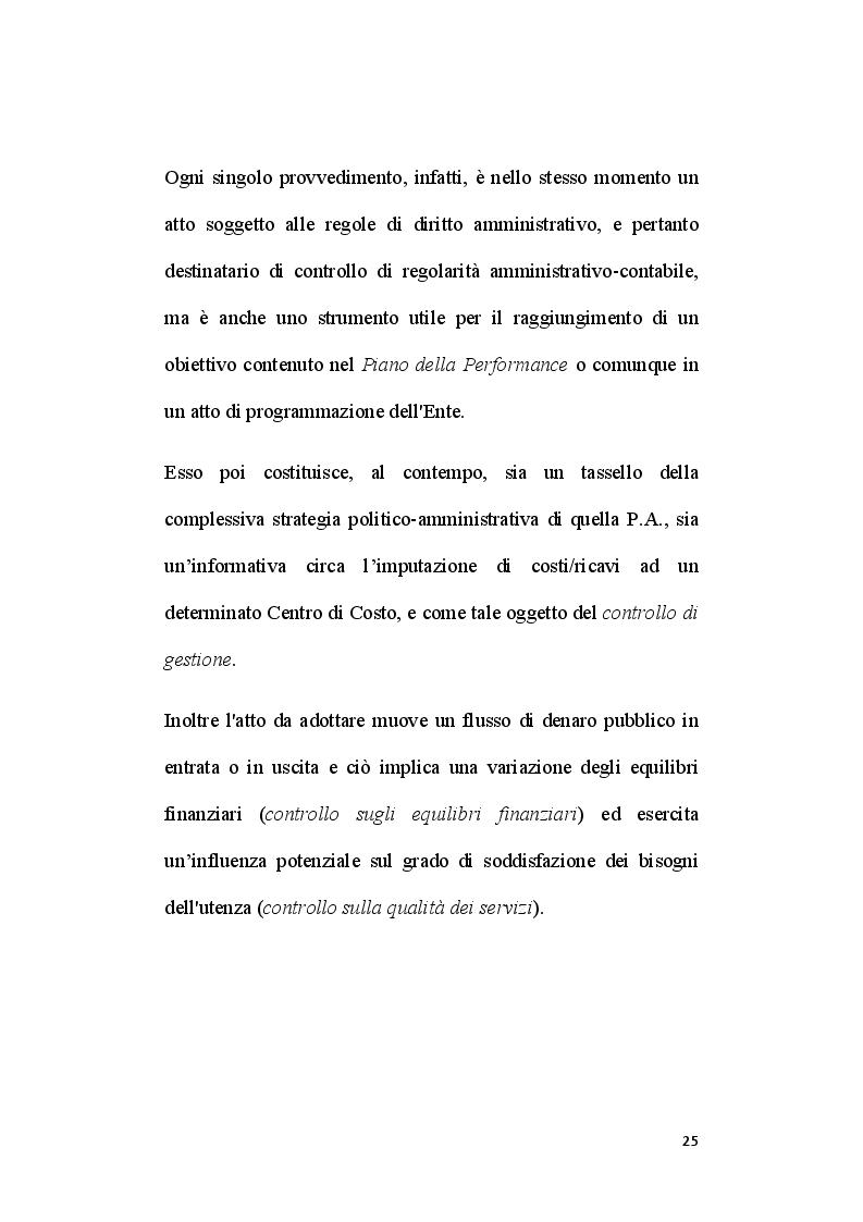 Anteprima della tesi: Il ruolo del segretario all'interno del sistema di compliance dell'ente locale, Pagina 3