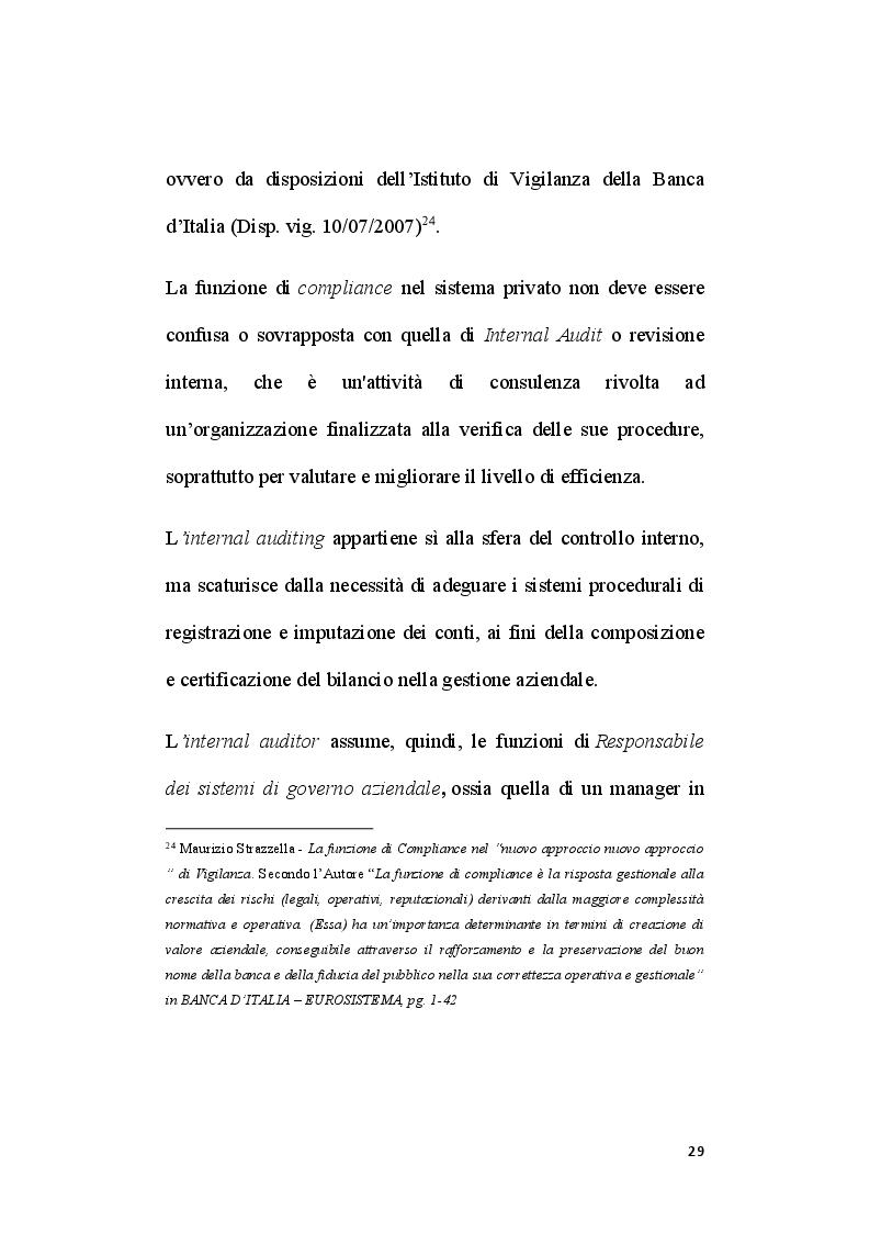 Anteprima della tesi: Il ruolo del segretario all'interno del sistema di compliance dell'ente locale, Pagina 7
