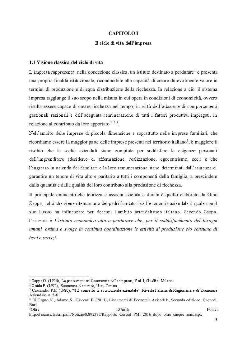 Anteprima della tesi: Studio e Analisi dell'Exit Imprenditoriale, Pagina 3