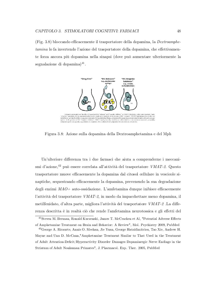 Anteprima della tesi: Smart Drugs: Stimolatori cognitivi e loro utilizzo, Pagina 5