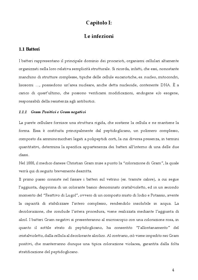 Anteprima della tesi: Strategie per contrastare l'antibiotico resistenza: ruolo dell'infermiere, Pagina 3
