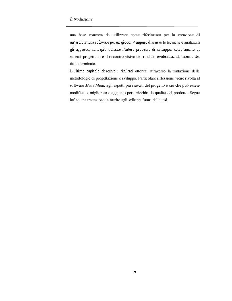 Anteprima della tesi: Progettazione e Sviluppo di un Software Videoludico con Cocos2d-x, Pagina 5