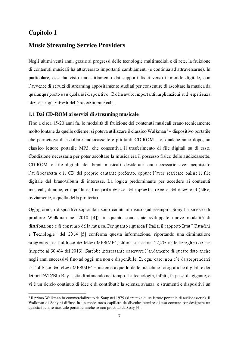Anteprima della tesi: Ready-mix: un algoritmo per la generazione automatica di playlist musicali personalizzate e sensibili al fattore tempo, Pagina 5