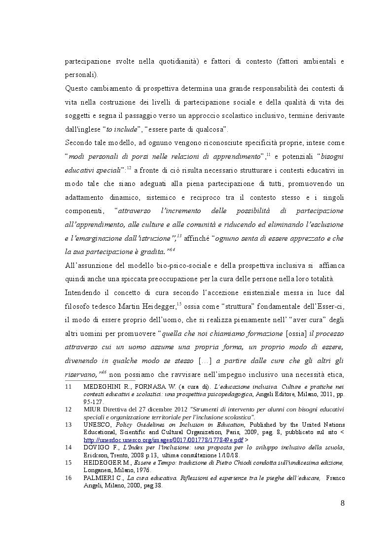 Anteprima della tesi: Strumenti per la mente: materializzare l'astrazione per includere tutti, Pagina 7