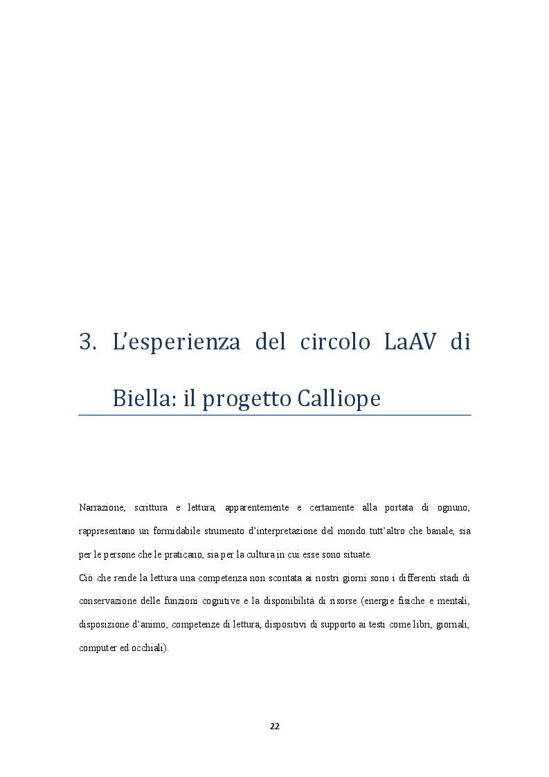 Anteprima della tesi: Lettura ad Alta voce: la cura degli altri e di sé alla luce delle Medical Humanities, Pagina 2