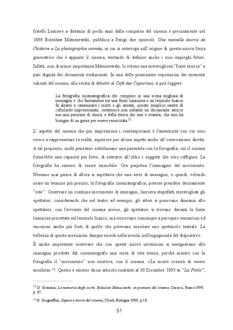 Anteprima della tesi: Filosofia e Cinematografia, Pagina 3