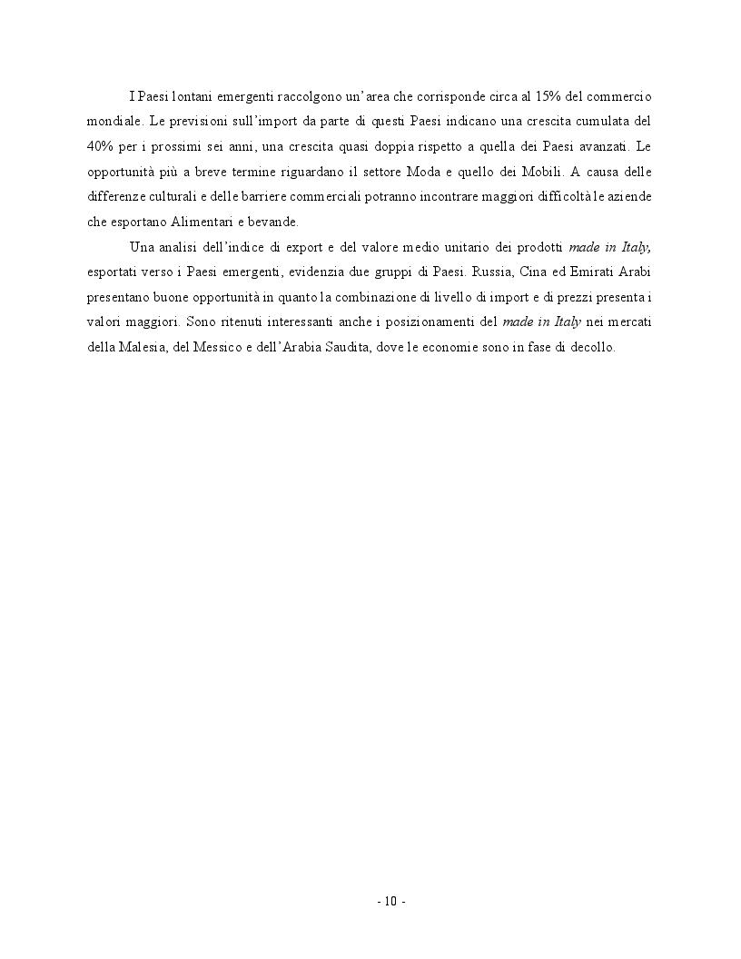 Anteprima della tesi: Economia digitale e marketplace: le opportunità per il Made in Italy, Pagina 7