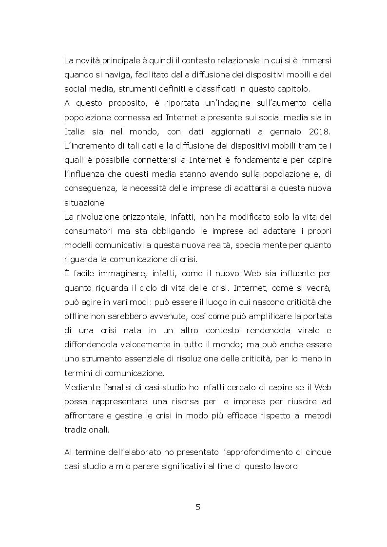 Anteprima della tesi: La crisi aziendale come opportunità di cambiamento, Pagina 6
