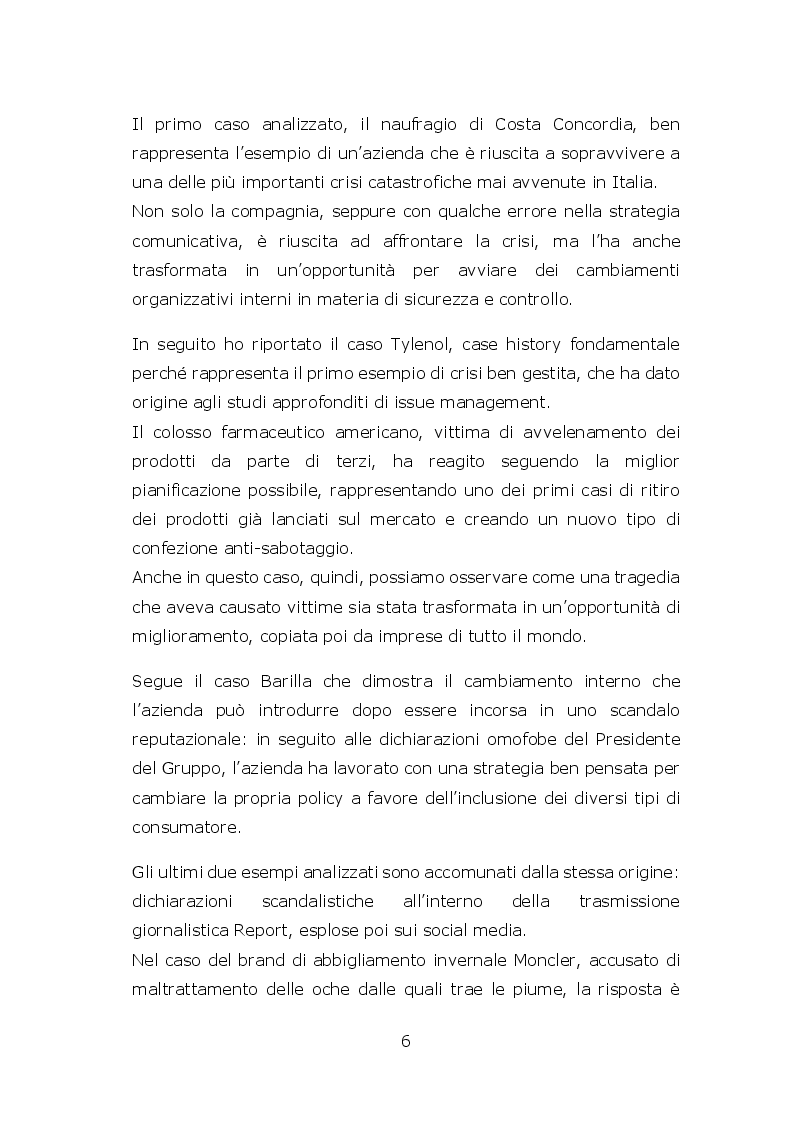 Anteprima della tesi: La crisi aziendale come opportunità di cambiamento, Pagina 7