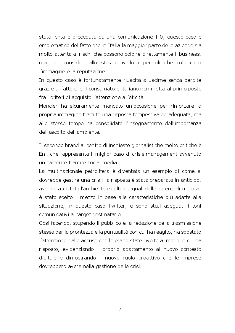 Anteprima della tesi: La crisi aziendale come opportunità di cambiamento, Pagina 8