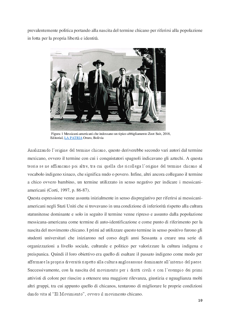 Anteprima della tesi: Judith Baca e il muralismo chicano negli Stati Uniti, Pagina 6