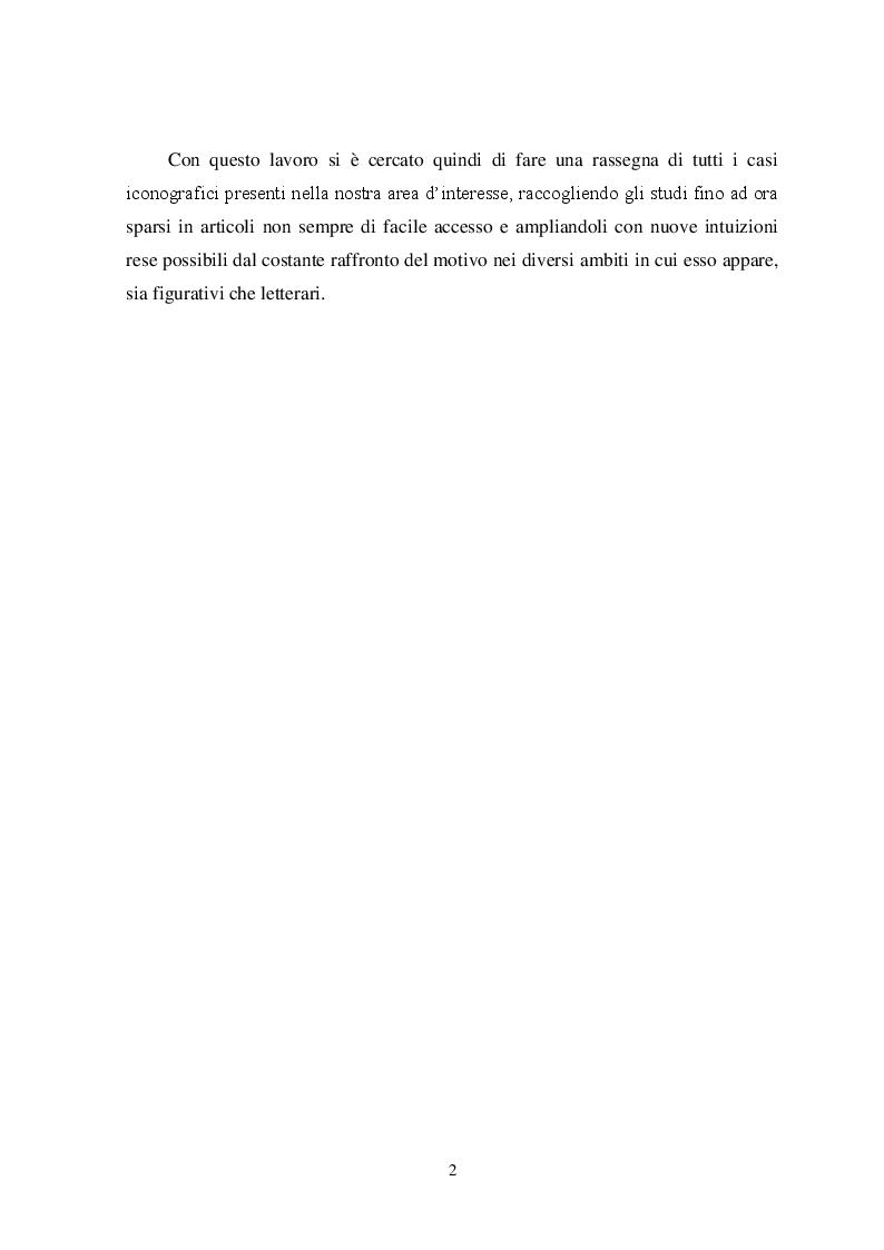 Anteprima della tesi: Il tema iconografico della ''Cavea cum ave inclusa'' a Roma e nel Lazio tra XII e XIII secolo, Pagina 3