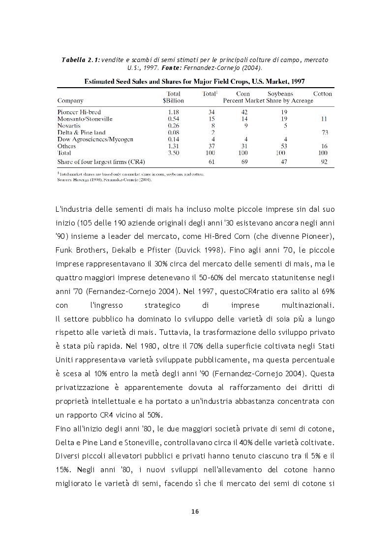 Anteprima della tesi: Ruolo e percorsi di innovazione delle startup agrobiotecnologiche: il caso delle New Breeding Techniques, Pagina 6