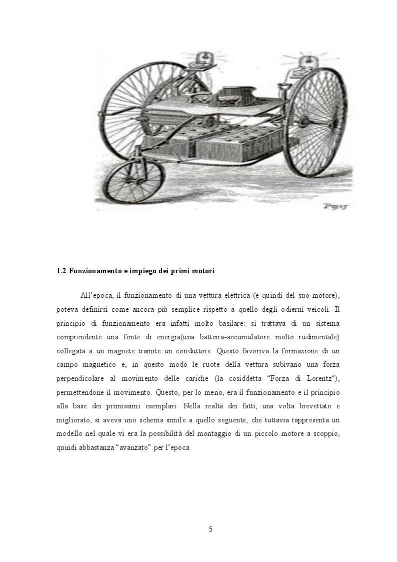 Anteprima della tesi: Il mercato delle auto elettriche: alcune correlazioni sull'andamento del mercato, Pagina 4