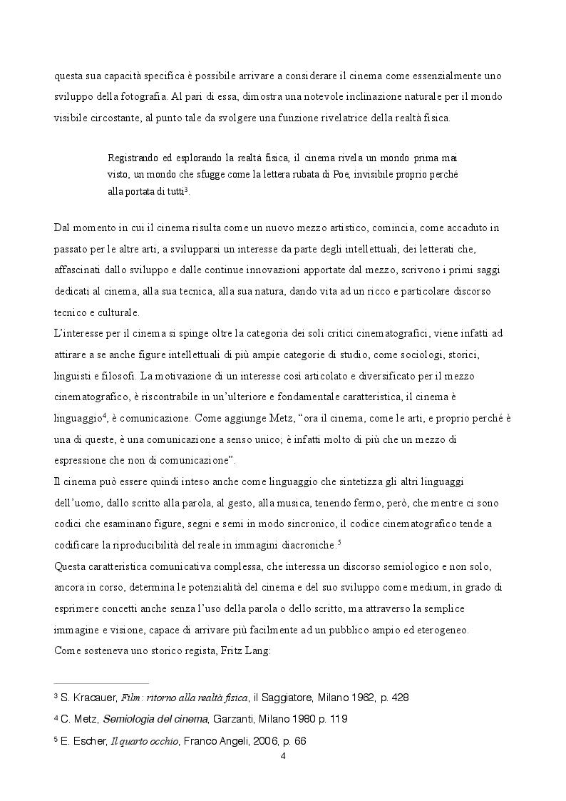 Anteprima della tesi: Evoluzione del gusto e differenziazione dei mezzi di fruizione nel mercato audiovisivo in Italia dal 2008 al 2014, Pagina 5