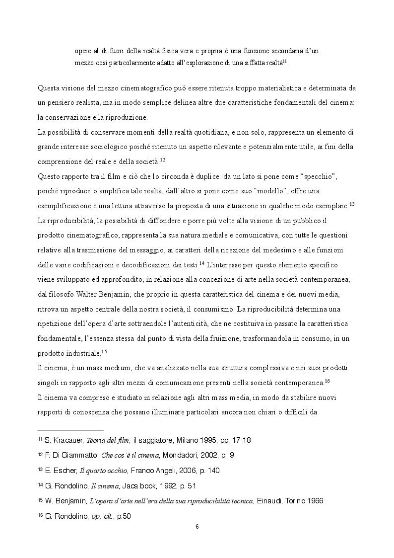 Anteprima della tesi: Evoluzione del gusto e differenziazione dei mezzi di fruizione nel mercato audiovisivo in Italia dal 2008 al 2014, Pagina 7