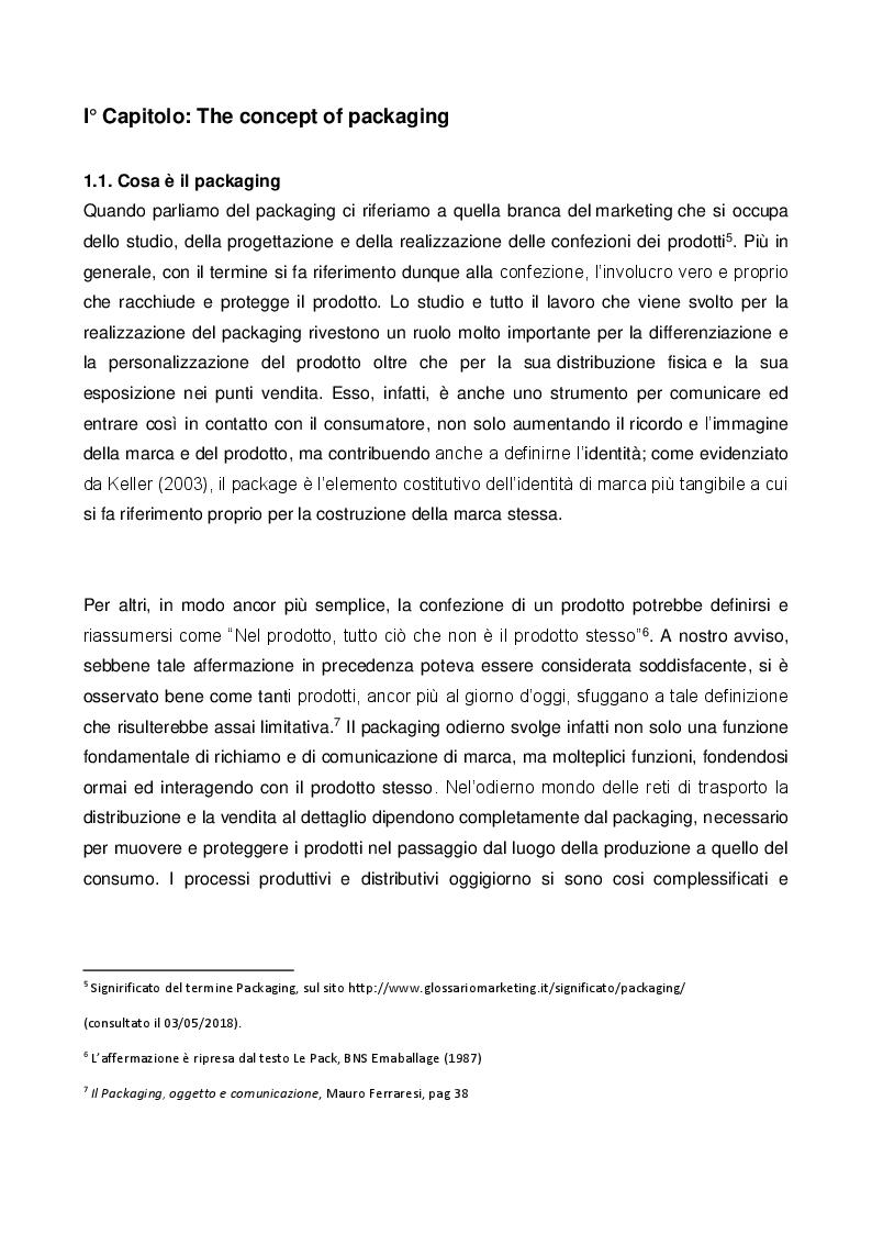 Anteprima della tesi: Il ruolo e il valore del packaging nel mercato della birra artigianale. L'introduzione della lattina nel panorama italiano, Pagina 4