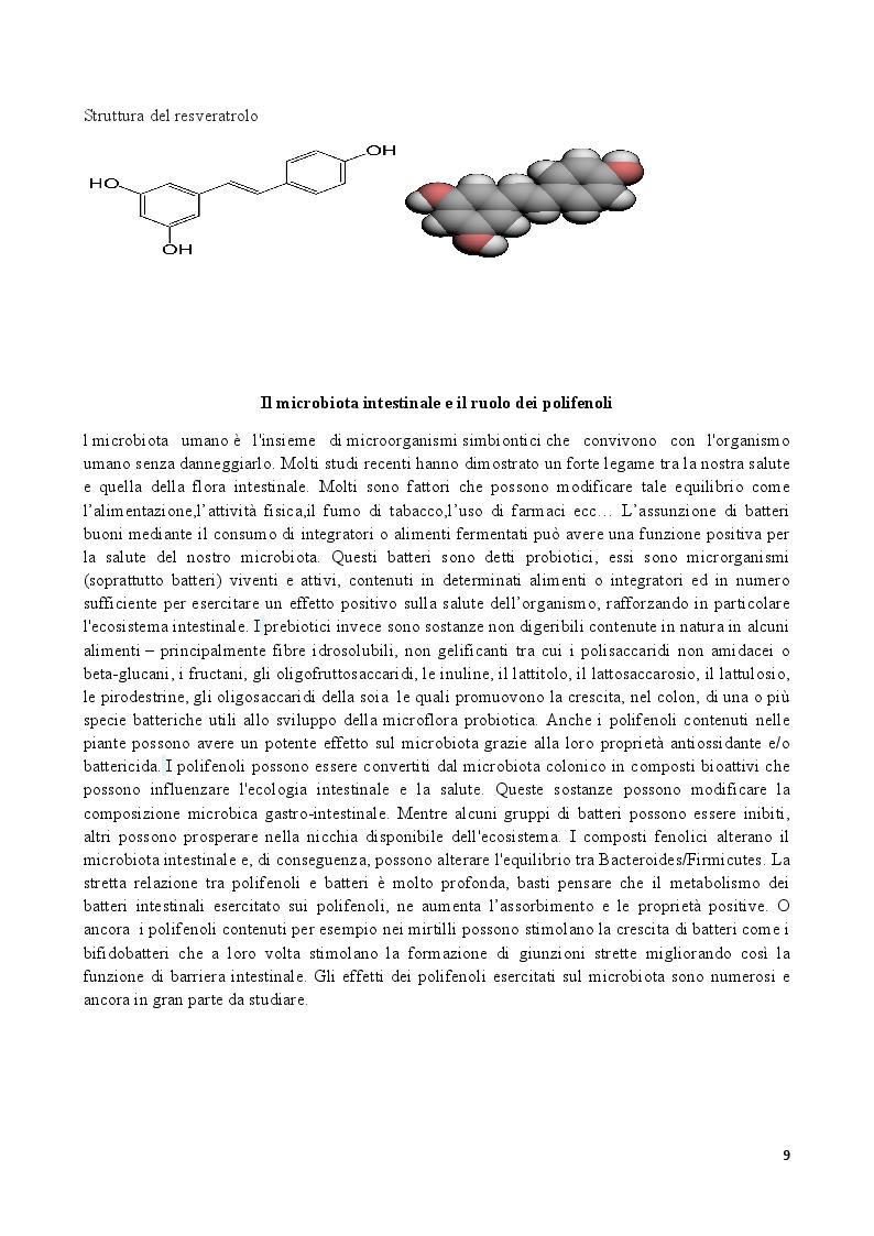 Estratto dalla tesi: Effetti di un estratto polifenolico da vinacce di cultivar Aglianico sui livelli sierici di TMAO: risultati preliminari di uno studio cross-over randomizzato, controllato, contro placebo.