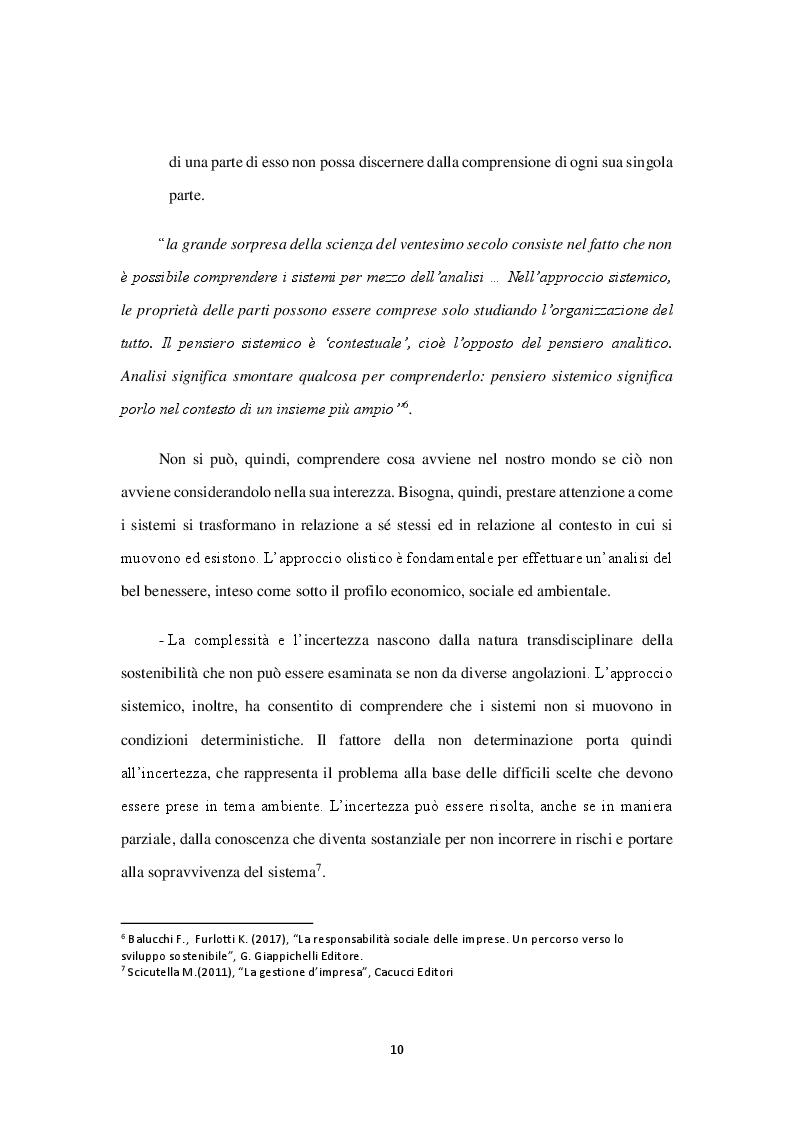 Anteprima della tesi: Il Bilancio Sociale, etica e responsabilità d'Impresa. Il Caso ARCA, Pagina 8