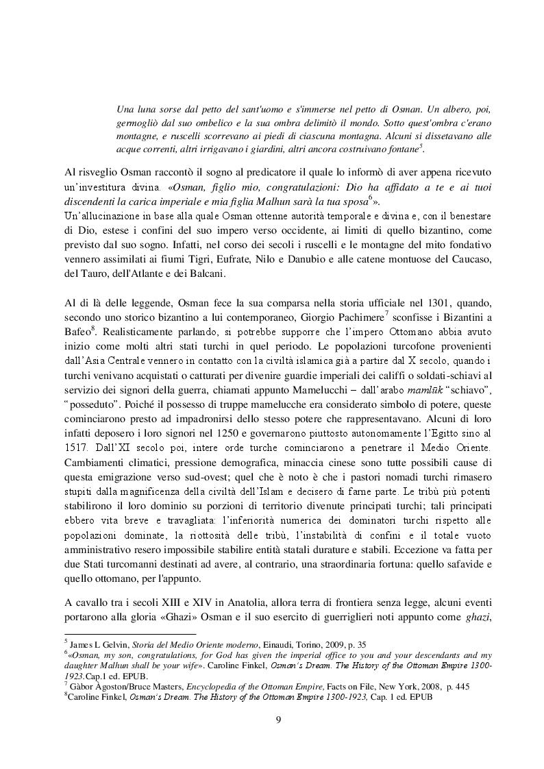 Anteprima della tesi: La Rivista Al-Qibla. La propaganda Hascemita dal Nazionalismo Arabo al patriottismo giordano, Pagina 7