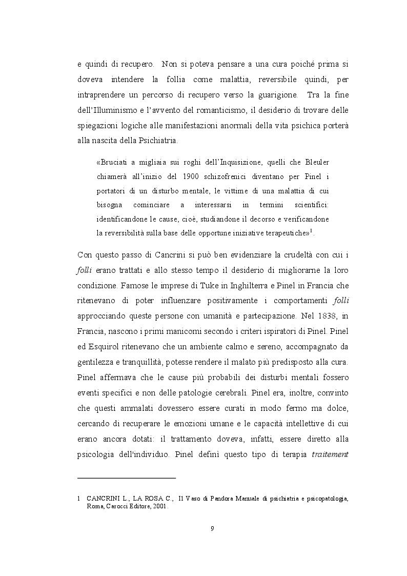 Anteprima della tesi: Il disturbo bipolare in una prospettiva sistemica, Pagina 5