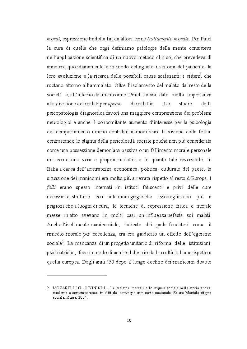 Anteprima della tesi: Il disturbo bipolare in una prospettiva sistemica, Pagina 6