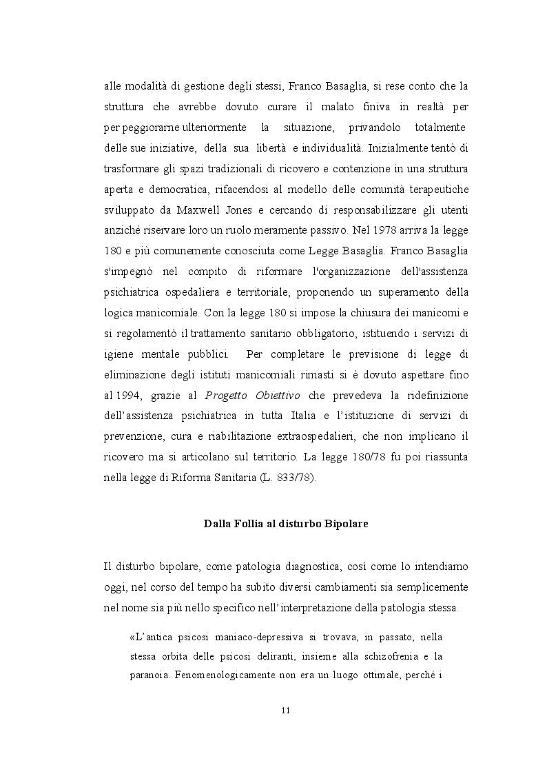 Anteprima della tesi: Il disturbo bipolare in una prospettiva sistemica, Pagina 7